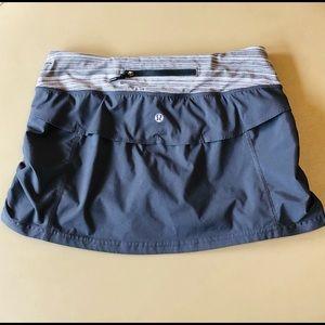 Lululemon Tennis Skirt/Shorts